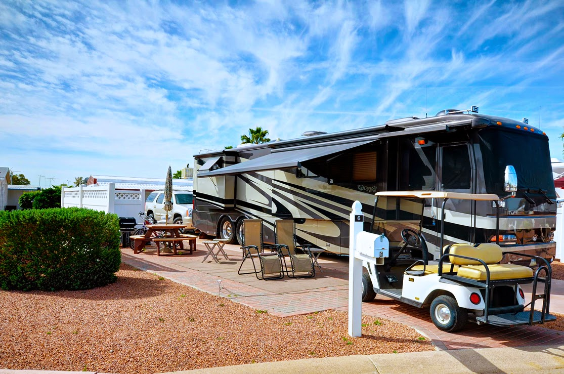 Top Snowbird Rv Parks For 2015 Named By The Good Sam Rv
