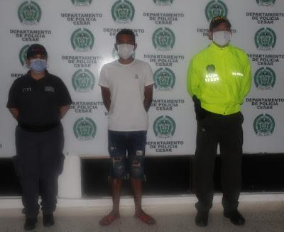 hoyennoticia.com, En La Roca capturan al asesino de un enfermero en Valledupar