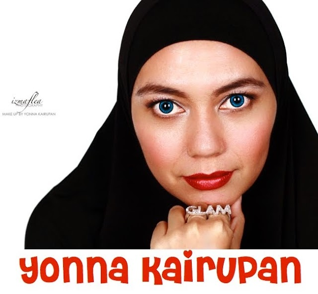 Yonna Kairupan and Makeup