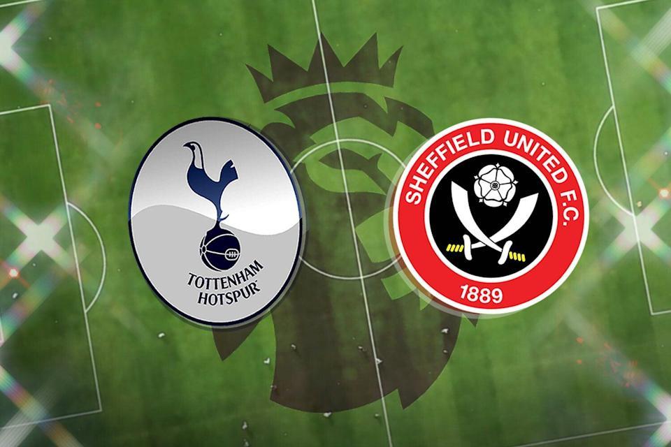 بث مباشر مباراة توتنهام وشيفيلد يونايتد