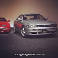 Nissan Skyline e 300zx - Tamiya 1/24