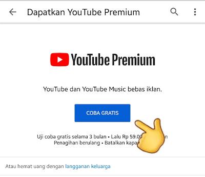 Cara Mendapatkan Youtube Premium Gratis dan Fiturnya