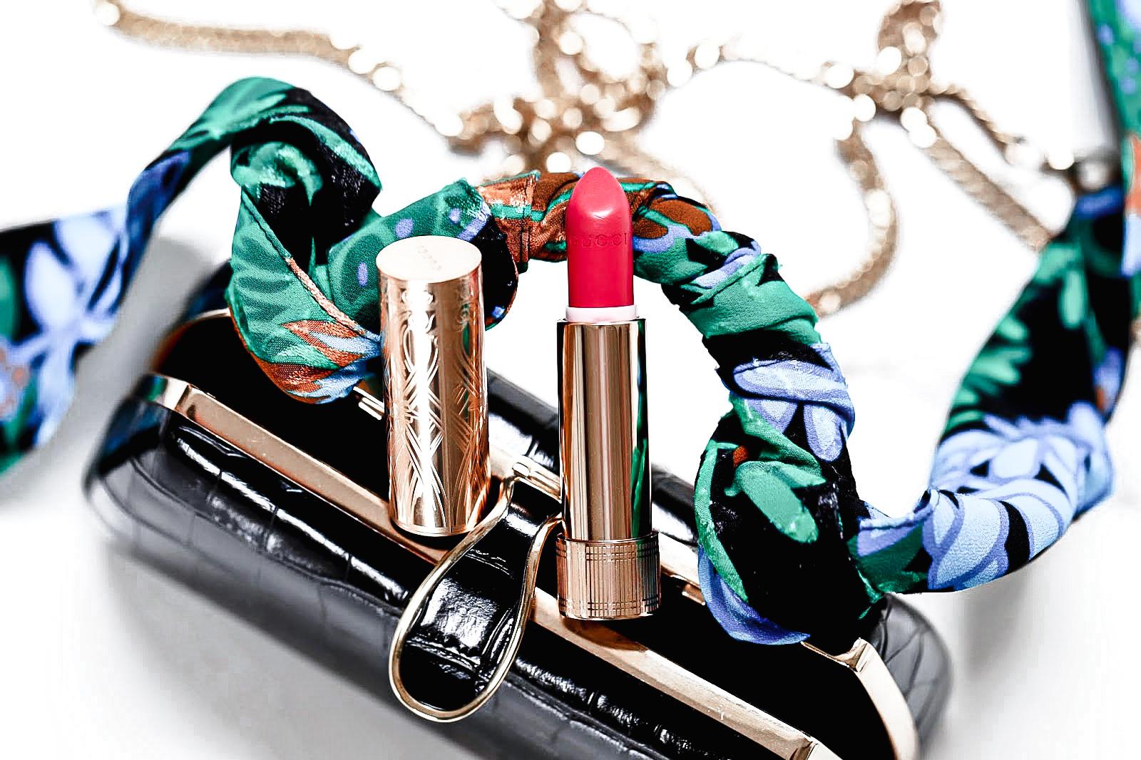 Gucci Rouge A Lèvres Satin avis