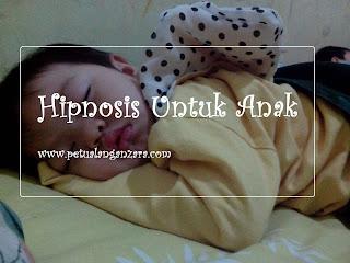 hipnosis untuk anak