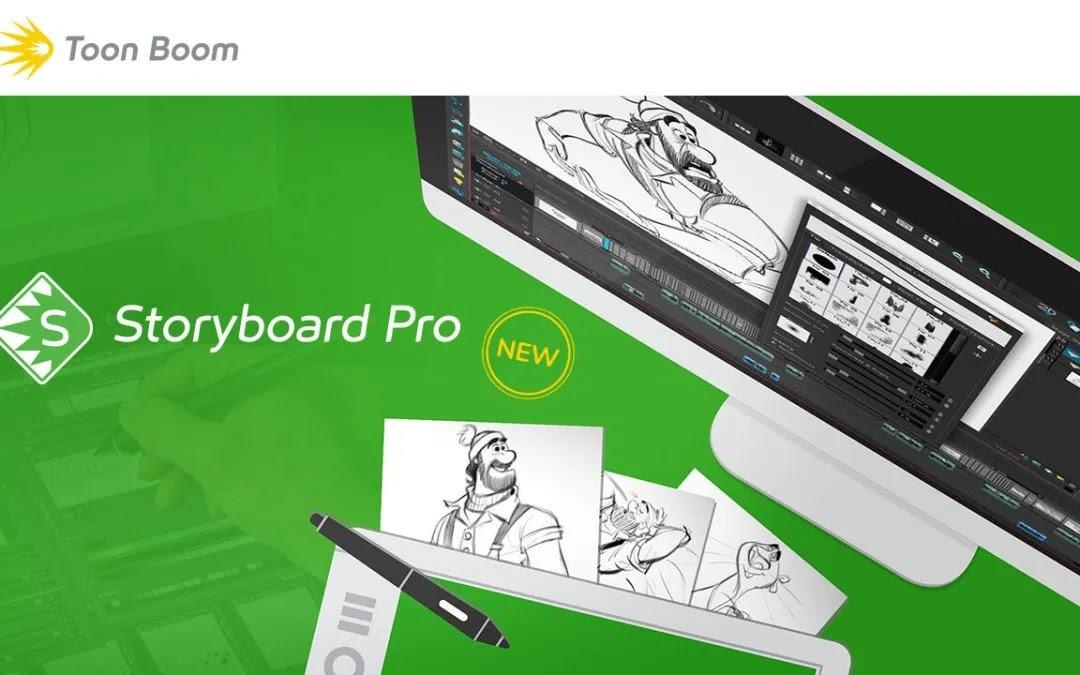 تحميل برنامج Toon Boom Storyboard Pro 7 v17.10.0 لإنشاء عروض شرائح وعروض تقديمية