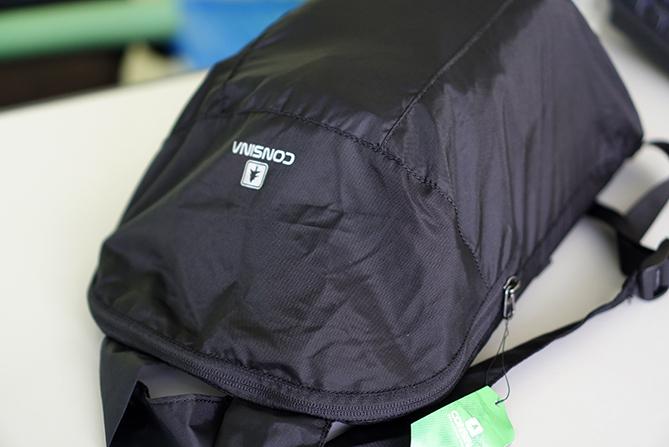 Tas Lipat Consina Ultra Compact 10L