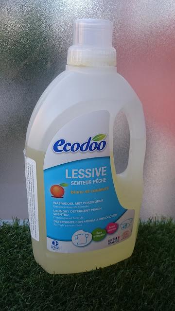 ecodoo pyykinpesuaine persikka kokemuksia luomu