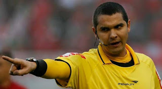 Ricardo Marques Ribeiro(FIFA), apitará final entre Sport e Náutico