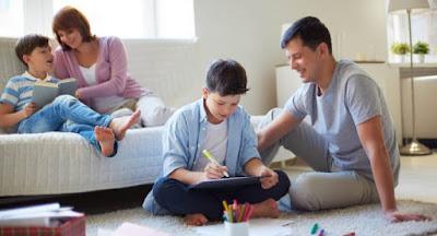 Participar educación hijos adolescentes
