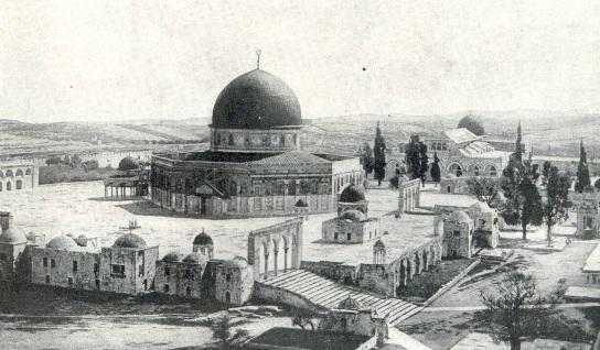 Gambar Palestina Dahulu