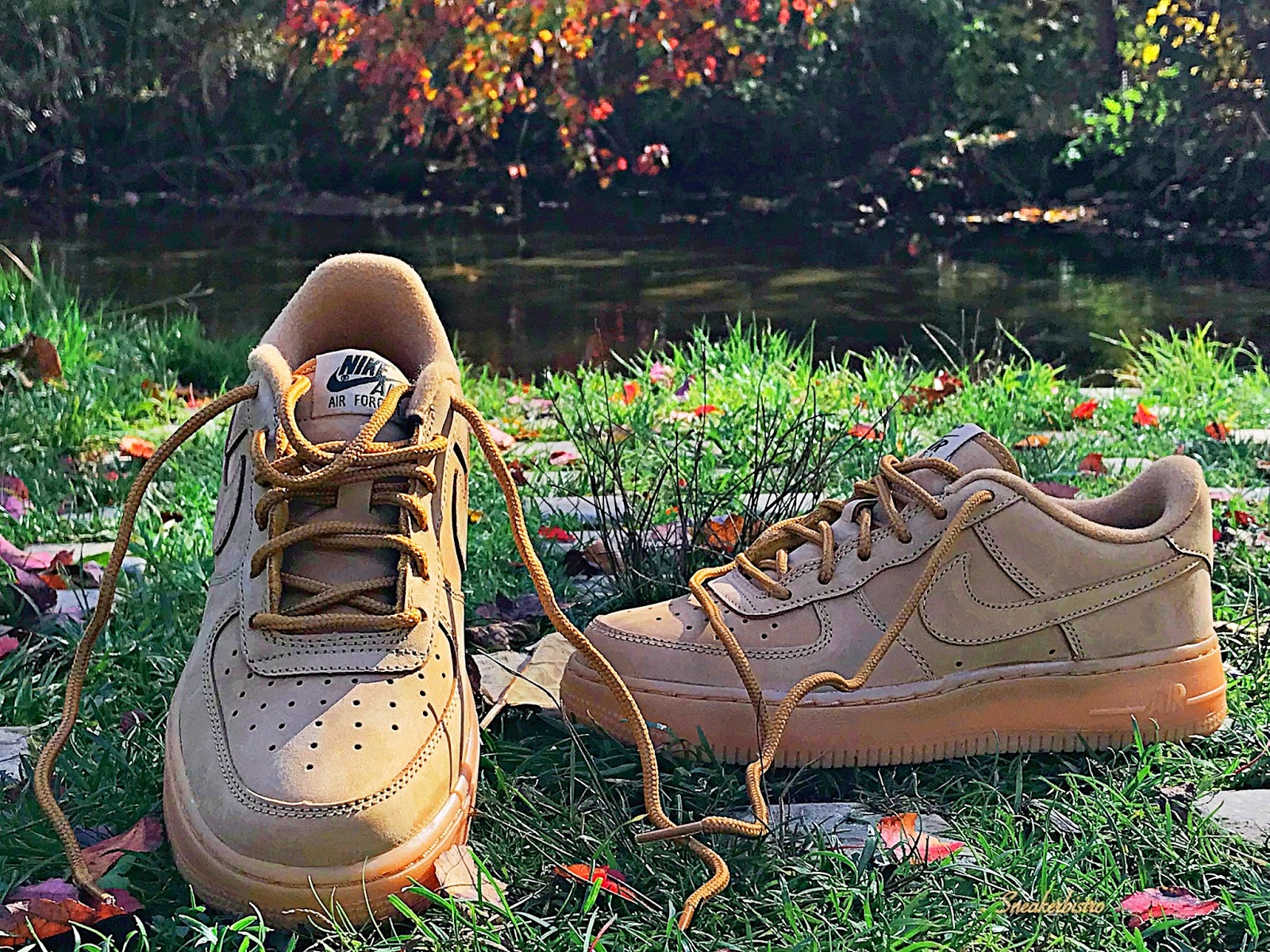 Nike Air Force 1 Winter PRM GS. Release Info ed05806ac