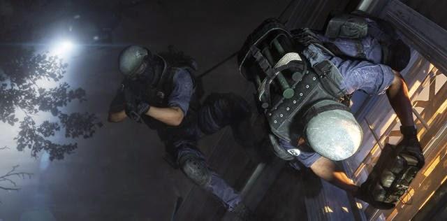 Rainbow Six Siege contara con una Beta cerrada