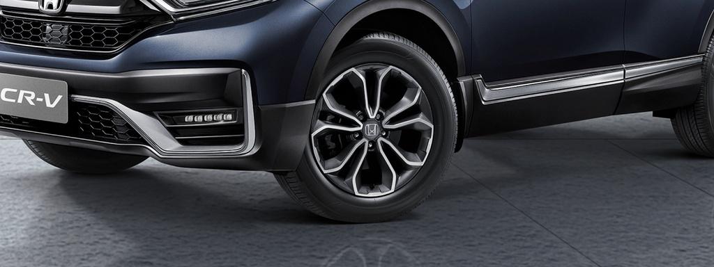Honda CR-V 2020 ra mắt Thái Lan, cận kề ngày về VN