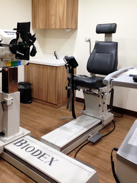 好痛痛 壢新醫院 運動醫學中心 等速肌力檢測 物理治療 科學 運動治療 評估 測試 肌力 阻力