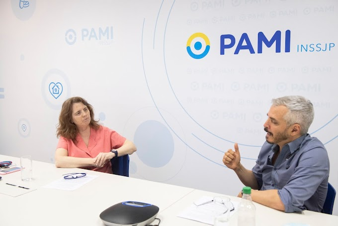 PAMI LANZÓ LA PRIMERA GUIA PARA PERSONAS MAYORES SOBRE EL CUIDADO DE LA MEMORIA