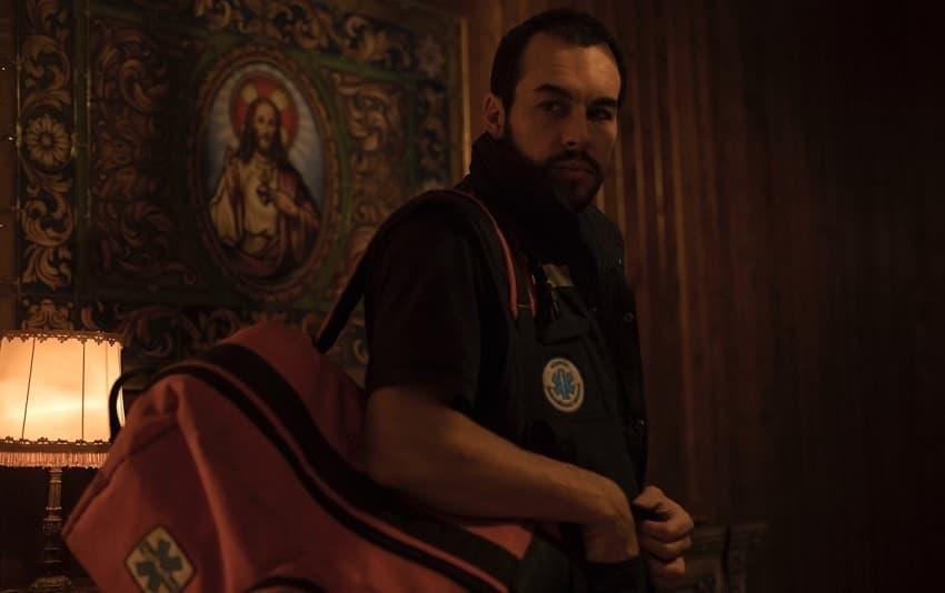Вышел трейлер испанского хоррора The Paramedic (El Practicante) - нового эксклюзива Netflix