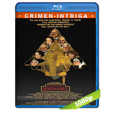Muerte En El Nilo (1978) BRRip Full 1080p Audio Dual Castellano-Ingles 2.0