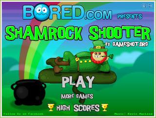 Shamrock Games Online