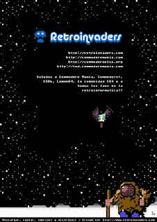 Retroinvaders: PETSCII ART