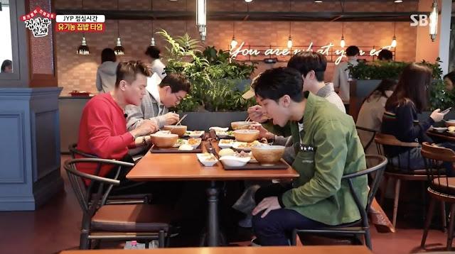 Park Jin Young Ungkap Biaya Makanan Untuk Para Artis, Trainee dan Staff di JYP