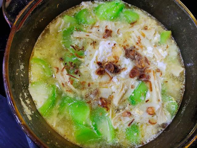 Sup Sayur Petola