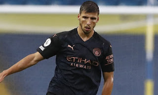 Manchester City boss applauded Ruben Dias performance in Carabao Cup semifinal win