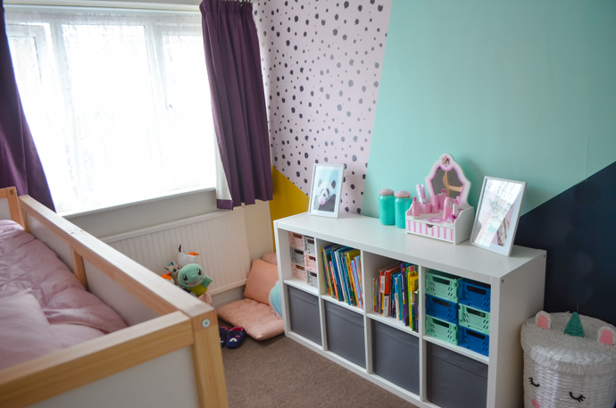 unisex bedroom, shared bedroom idea, childrens decor