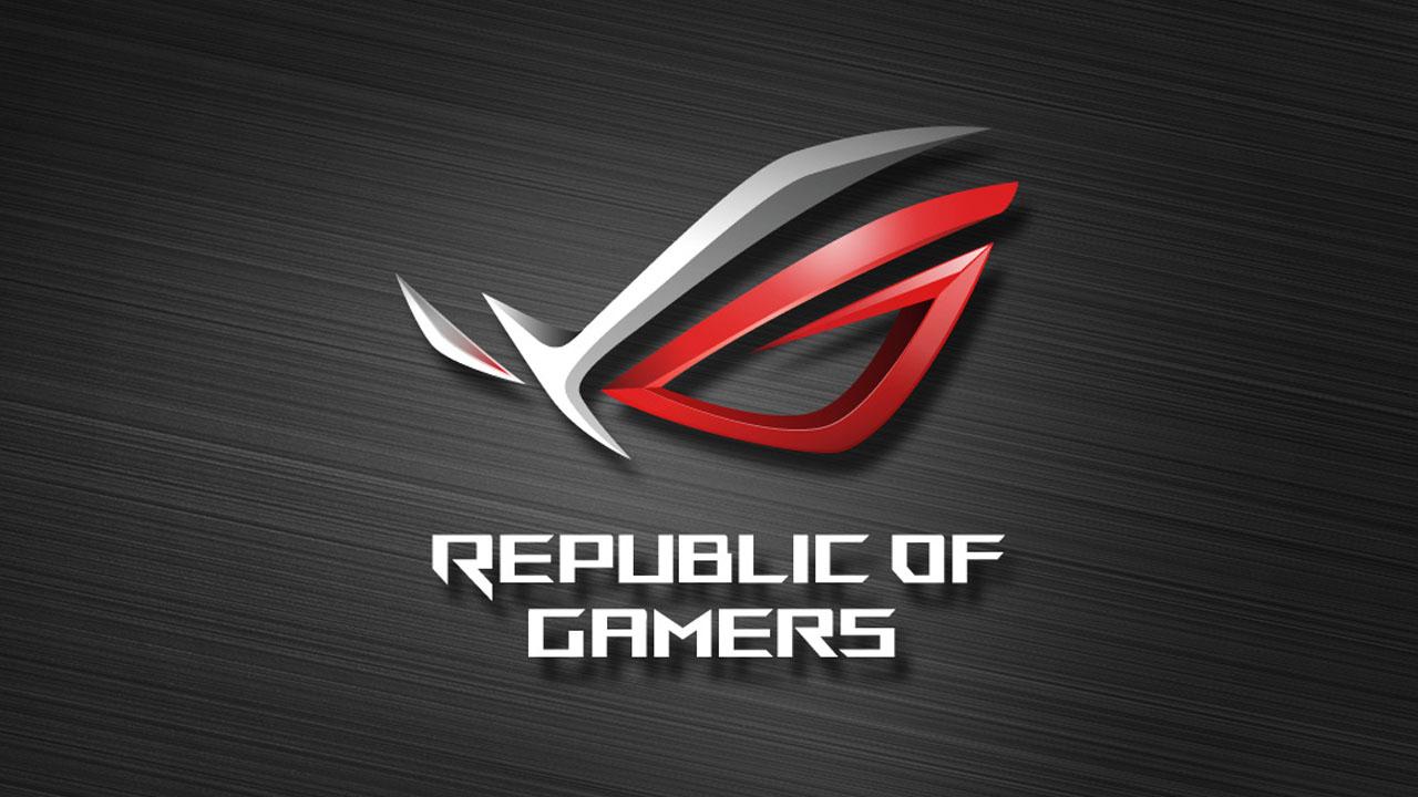 Logo keren Asus ROG