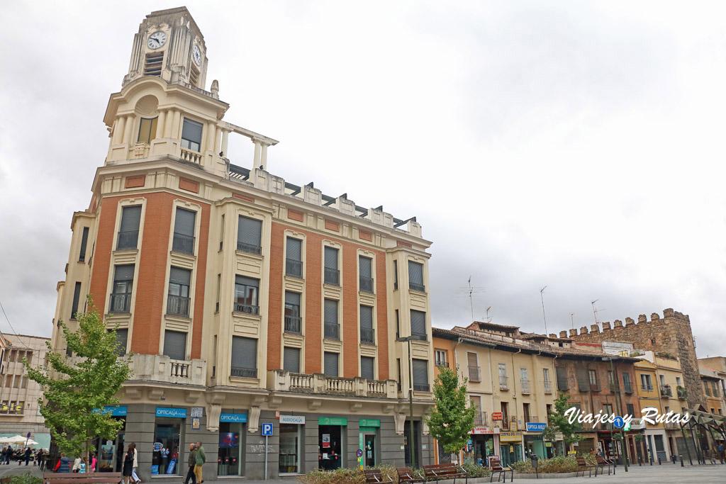 Plaza del reloj, Talavera de la Reina