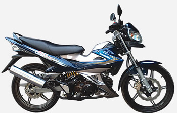 Kawasaki Athlete Ax 125 Specification Motorcycle Specification