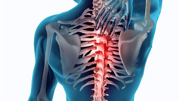 Las causas del dolor de espalda superior - Madrid Acupuntura