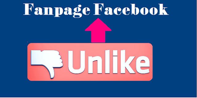 Tool unlike toàn bộ page facebook