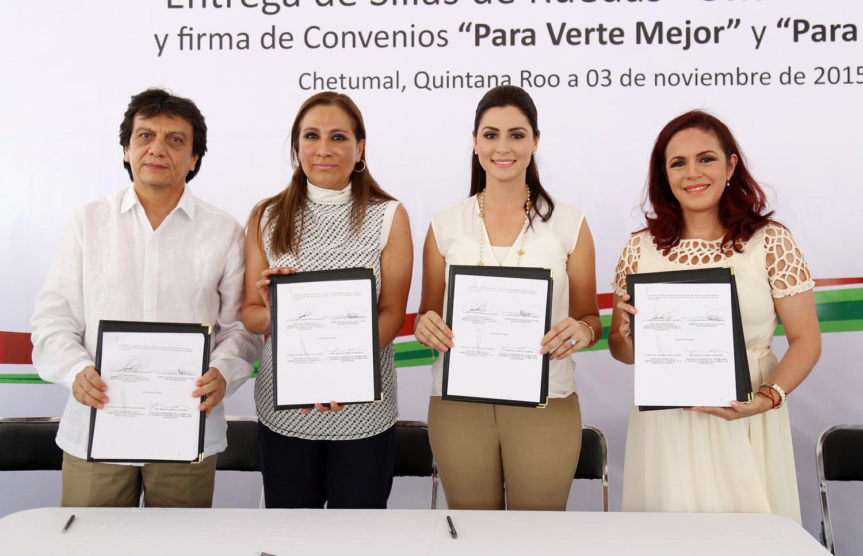 El Vigilante Diario Entrega Mariana Zorrilla De Borge