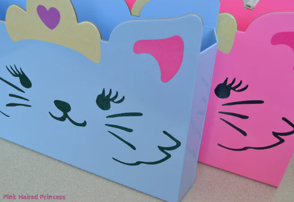 paperchase purr maids cat filing units