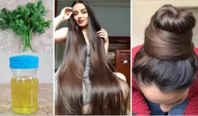Hacer crecer el cabello con Perejil