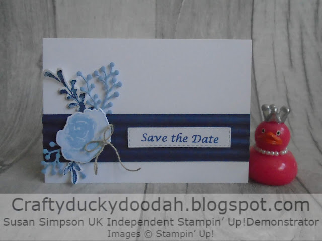 Craftyduckydoodah!, First Frost, Hopping Around The World, Save The Date, Supplies available 24/7 from my online store, Susan Simpson UK Independent Stampin' Up! Demonstrator