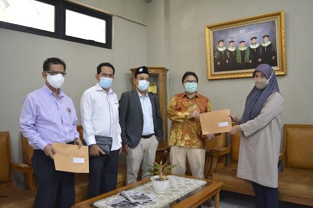 Wakil Rektor UIN Jakarta Nonaktif Ajukan Surat Keberatan Kepada Rektor