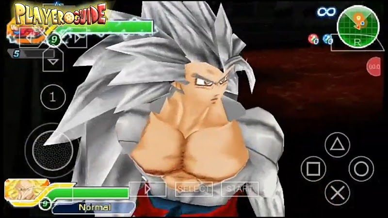 DBZ Tenkaichi Tag team BT4 ISO MOD Download