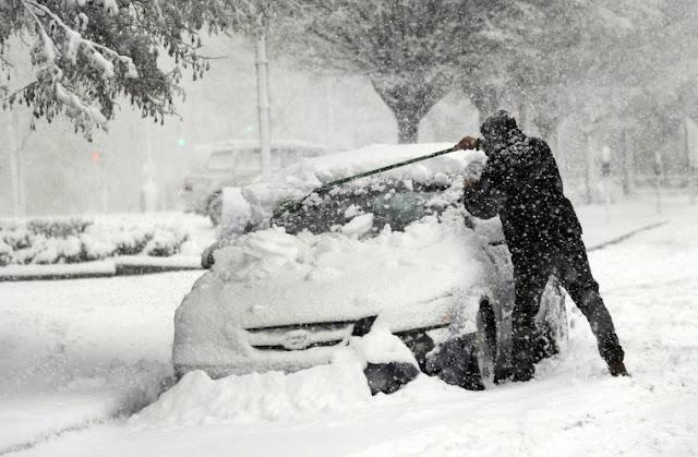 Зима будет бороться! 10 марта на Башкирию надвигается непогода