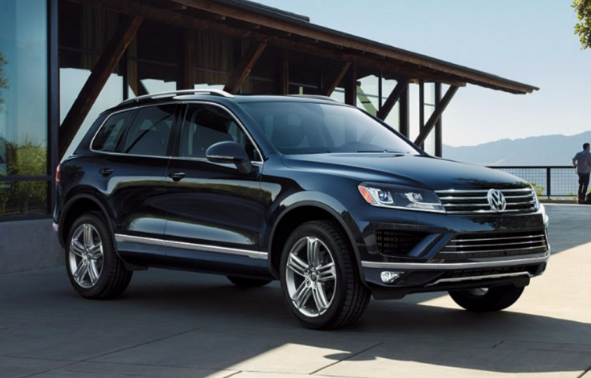 2018 Volkswagen Touareg Review, Change, Price, Release Date