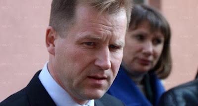 В кабинете члена НАПК Радецкого проведен обыск