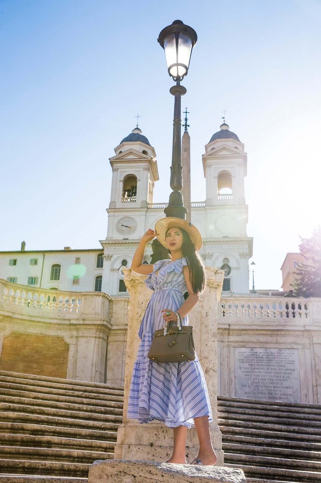 Rome, Italy by Posh, Broke, & Bored - Spanish Steps