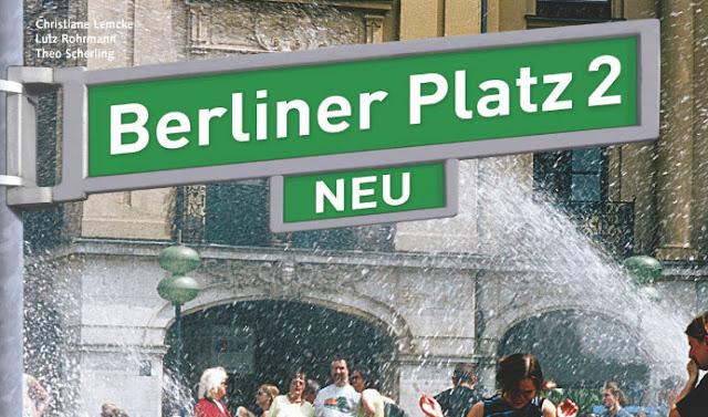 الكتاب الثاني من السلسلة الشهيرة Berliner Platz neu 2