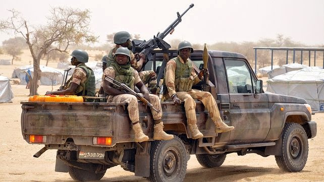 000a5473 642 Retreating Boko Haram leaves mass of throat slit corpses in Borno town