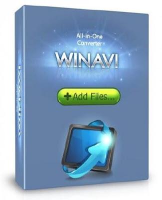 WinAVI All In One Converter v1.6.3.4360 Final + Crack