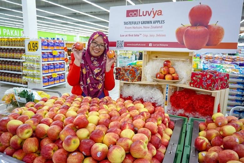 AMBOI AMBROSIA : RASA ENAK EPAL LUV'YA DARI NEW ZEALAND CARA MALAYSIA