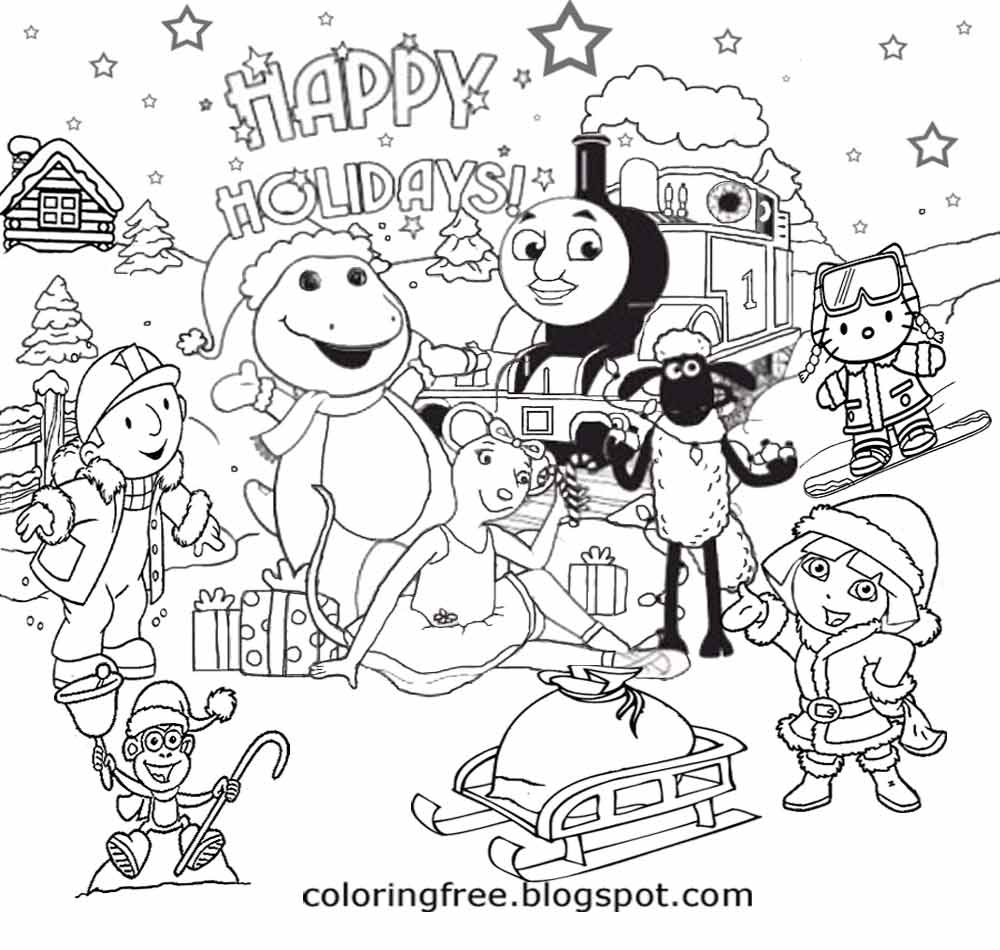 Uncategorized Santa Claus Is Coming To Town Coloring Pages free coloring pages printable pictures to color kids drawing ideas christmas fun for teenagers santa claus is coming town