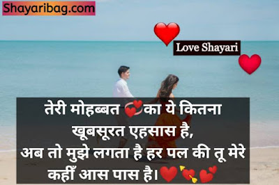 Heart Touch True Love Couple Shayari
