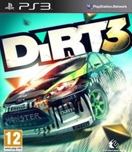 Colin Mcrae Dirt 3 PS3 Torrent