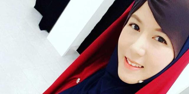 Aliza Kim Mantan Model yang Memilih Islam